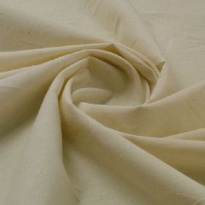Natural Calico (Undyed Cotton)